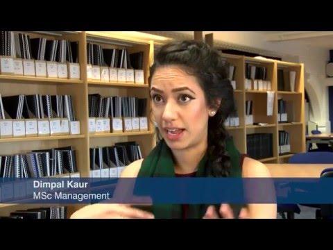 Postgraduate taught degrees - Management