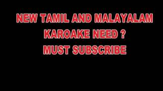 Ammayappan unthan anbe tamil karaoke christian song