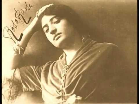 Rosa Raisa: Casta Diva ~ Ernani! involami ~ Un bel dì vedremo (1917-1929)