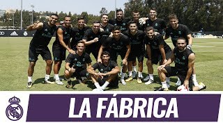 Eight Real Madrid youth-team players included in pre-season tour squad!