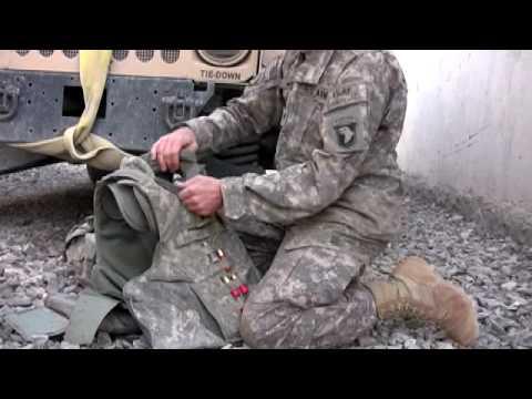 U.S. Army Uniform: Weight of Warfare