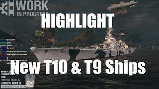 Highlight: Hayate, Thunderer, Siegfried & Friesland First Look