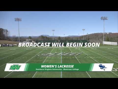 Southern Virginia University Women's Lacrosse vs Montreat College