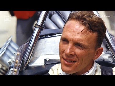 Robin Miller on Dan Gurney