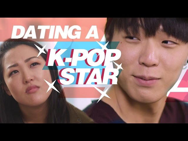 My K-Pop Boyfriend
