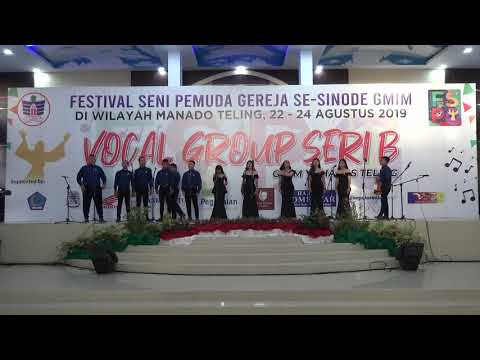 Vocal Group Pemuda Evlogia GMIM BAITEL KEMA 2 FSPG 2019