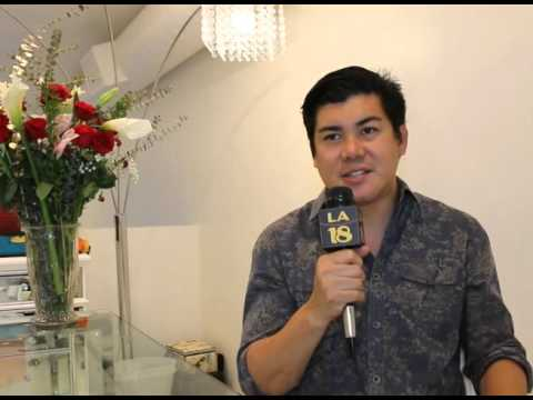 Designer Oliver Tolentino shares his Miss Universe moment on Kababayan Today