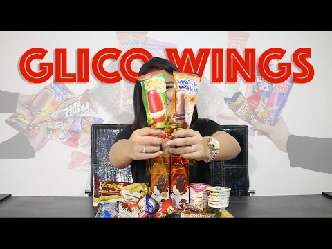 REVIEW GLICO ICE CREAM PALINGGG...