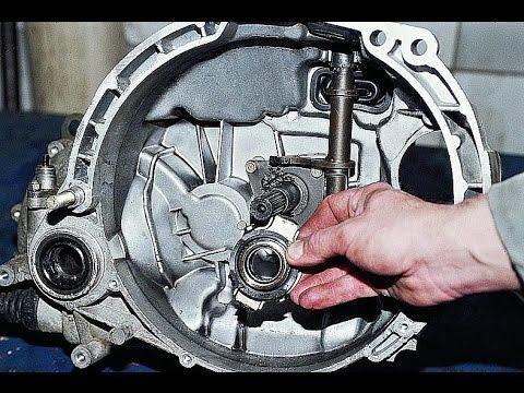 Механизмы привода сцепления. Снятие. ВАЗ 2110, 2111, 2112.