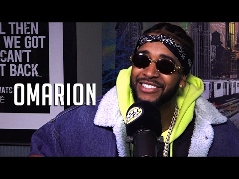 Omarion Talks Drake, Chris Brown, Bow Wow, and Chicken
