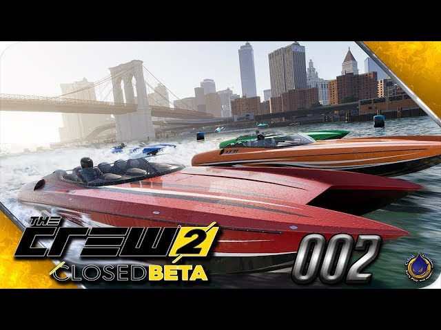 Let's Take A Look @ THE CREW 2 Beta 🏁 [002] Weltkarten-Flash!