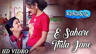 E SAHARE THILA JANE JAJABARA | Super Hit Song | Suresh Wadekar | SARTHAK MUSIC | Sidharth TV