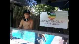 Alejandro Scocco - SummerHouse Enero Live Set (Deep & Progressive House) [Free Download]