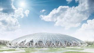 Космос-Арена в Самаре(, 2015-08-20T15:09:31.000Z)