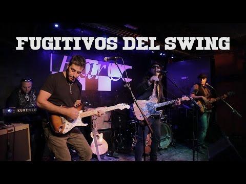 Fugitivos del Swing | Conciertos El BarCo