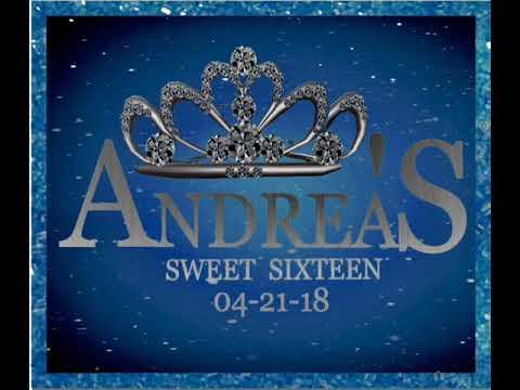 Andreas Sweet Sixteen Baile sorpresa II
