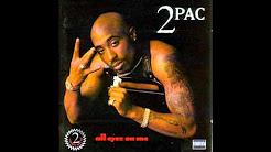2Pac Feat. Snoop Dogg - 2 Of Amerikaz Most Wanted (HQ / Dirty)  (music)