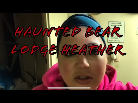 (Haunted Bear Lodge)//Heather//Yellowstone National Park//