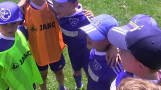 CZ9-Dzień Dziecka 2018 w Jeleniej Górze-Turniej Kudełka z FA Bolesławiec-VIII meczyk