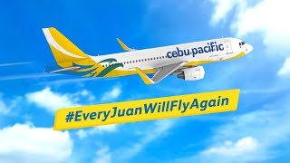 Cebu Pacific flights resume with #DayJuan