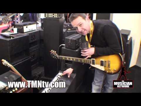 TMNtv - MUSIKMESSE 2010 - CONTRASSEGNO di DV ha giocato dal sig. Jean Pierro