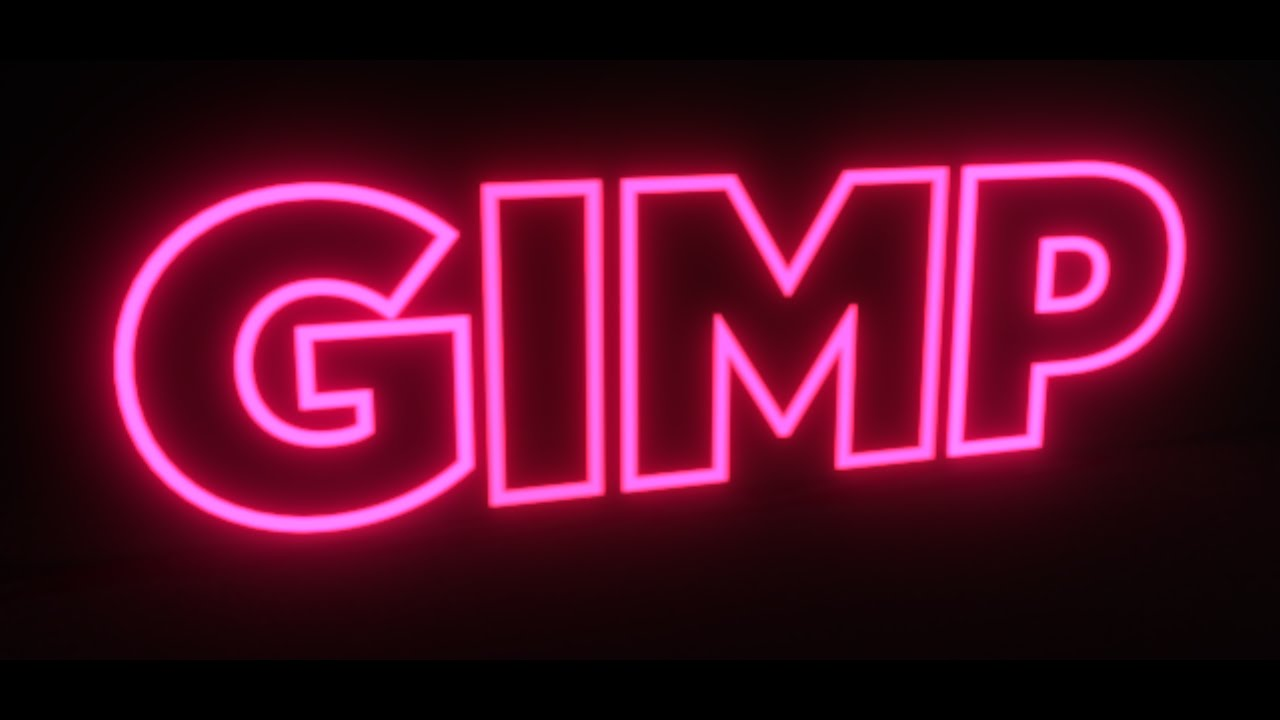 How to make a Neon Text Effect Animation - Blender