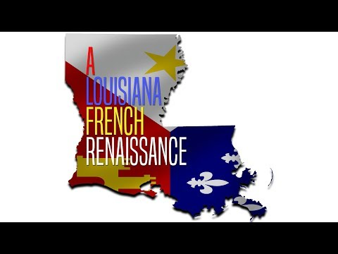 A Louisiana French Renaissance