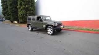 2015 Jeep Wrangler Unlimited Sahara | Tank Clearcoat | FL772853 | Redmond | Seattle |