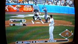 MLB 2K9 XBOX 360 GAMEPLAY PT.2