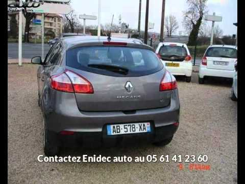 renault megane iii occasion visible toulouse pr sent e par enidec auto youtube. Black Bedroom Furniture Sets. Home Design Ideas