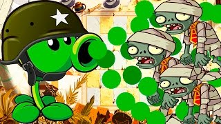 Игра - Растения Против Зомби 2 - смотреть прохождение от Flavios #1