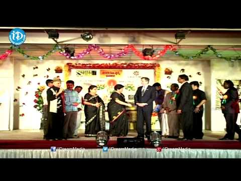Megastar Chiranjeevi - Youth Force Grand Celebrations at Mus