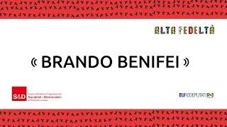 Ospite di questa nuova di Alta Fedeltà, il web talk degli europarlamentari del Partito democratico, è Brando Benifei che si racconterà attraverso una personale playlist di canzoni, libri, viaggi.