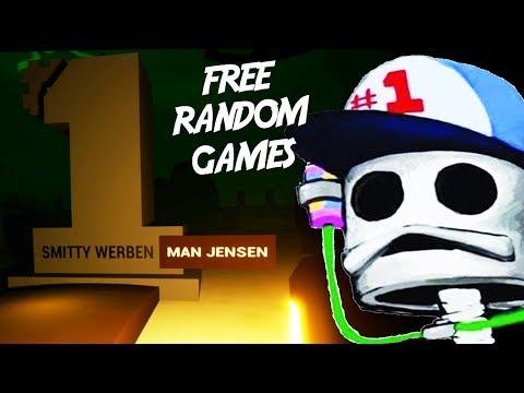 3AM AT SMITTY WERBENJAGERMANJENSEN'S (He was #1) | Free Random Games