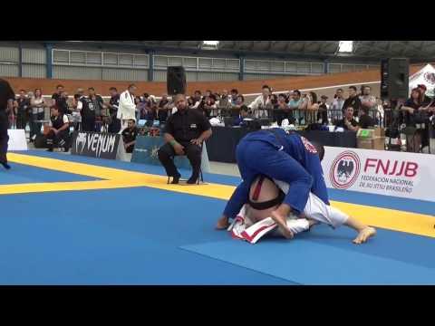 Isaque Bahiense vs Samuel Snow / Mexico City Open 2017
