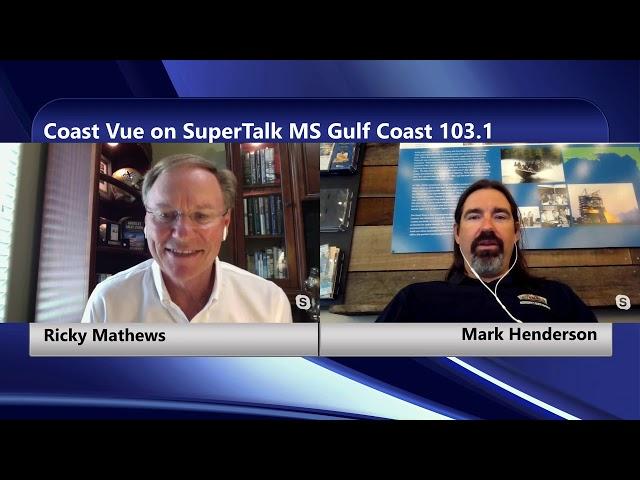 Mark Henderson joins Coast Vue with Ricky Mathews