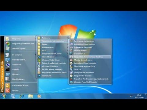Изменение внешнего вида Windows 7