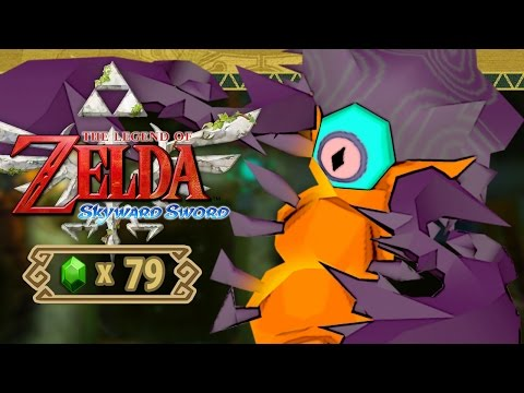 Centipede Scare || The Legend of Zelda: Skyward Sword - #79