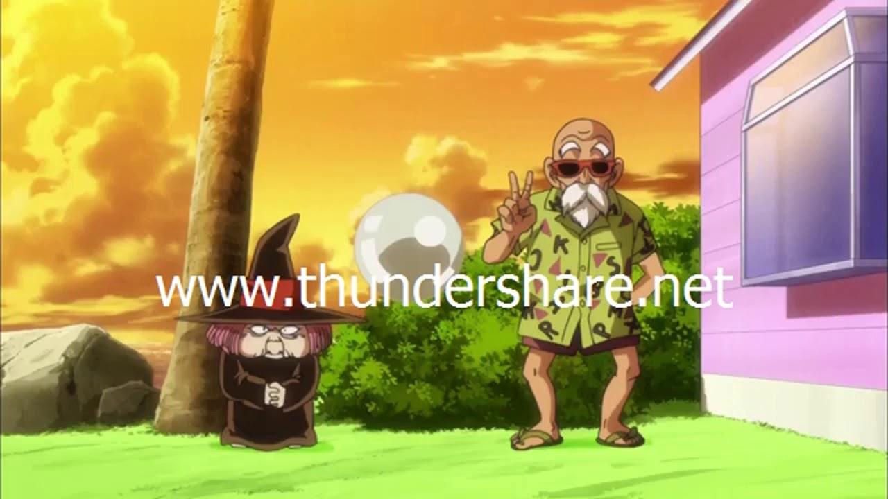 Master Roshi S Long Life Secret The Paradise Herb Youtube