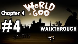 World Of Goo - Chapter 4 - Level 4 - Graphics Processing Unit - 11 collected (Walkthrough)