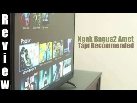 Review : TV Android Murah Mi TV 4A 43Inch Indonesia