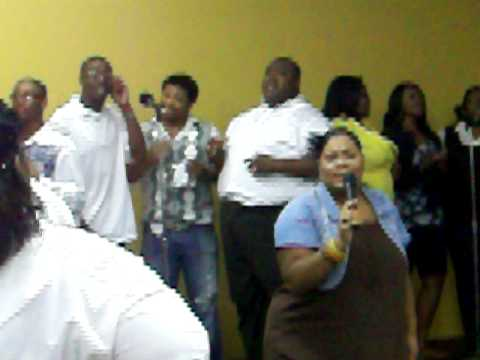 Ocie Jackson and Living Waters Church