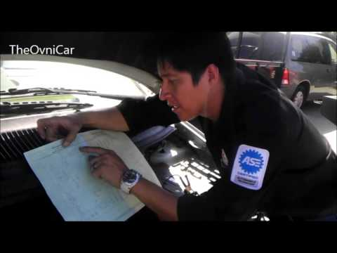 Fuse Box Dodge Caravan 2002 Youtube