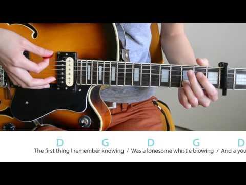 Mama Tried - Beginner Guitar Play-Along (3 Speeds)