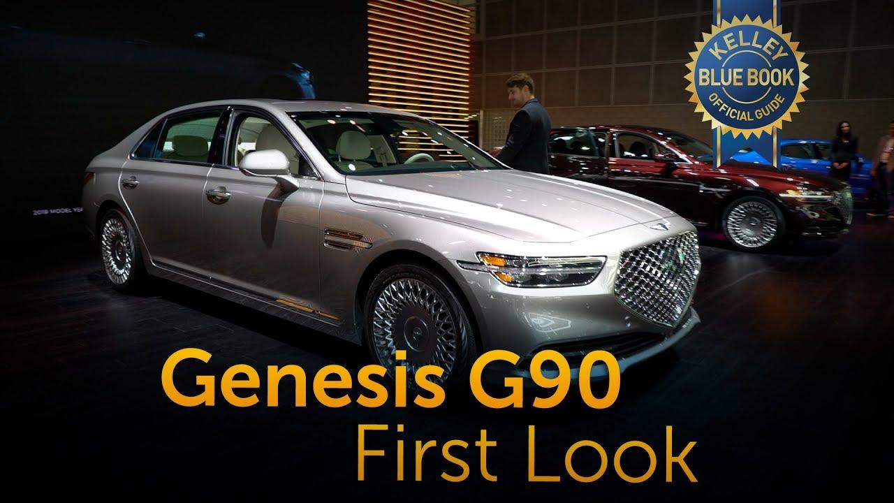 2020 Genesis G90 First Look