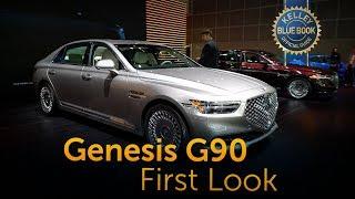 2020 Genesis G90 - First Look