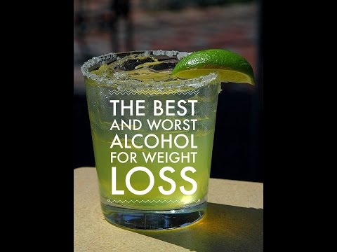 The Best and Worst Alcohol for Weight Loss
