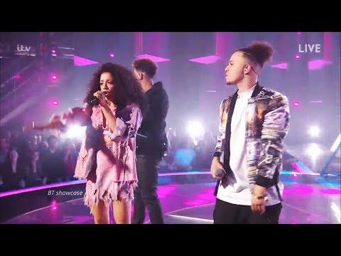 The Cutkelvins sing Original Song Saved Me From Myself X Factor 2017 Live Show Week 4 Quarter Finals