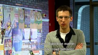 Crowd Dynamics - Joep Evers