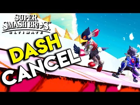 How To Dash Cancel In Smash Bros Ultimate | Mechanic Tips